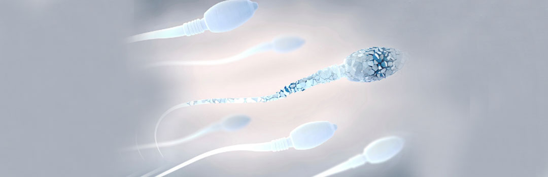 What are the signs of unhealthy sperm?