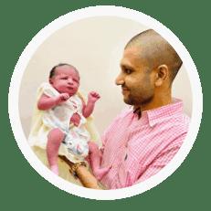 Newborn baby - Shree IVF Clinic