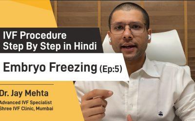 Embryo Freezing – IVF Procedure Step By Step?