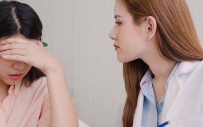 Can uterine fibroids cause no period?